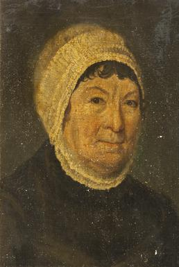Portrait of Mrs John Stevenson