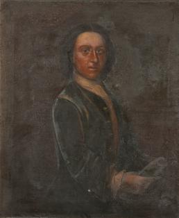 Portrait of William Christian