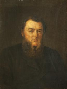 Portrait of Hugh Stowell Brown (1823-1886)