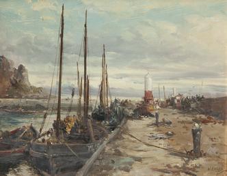 Peel Pier