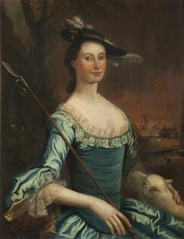 Portrait of Ann Fine