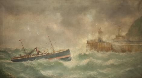 Isle of Man Steam Packet Co Vessel 'Douglas…