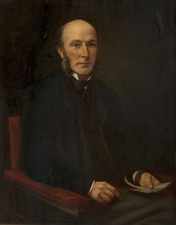 Portrait of Edward Curphey Farrant, M.H.K.