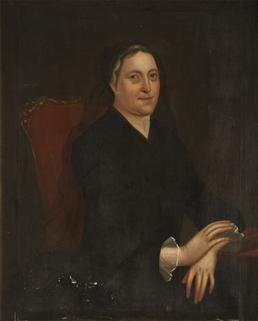 Portrait of Ann Cosnahan