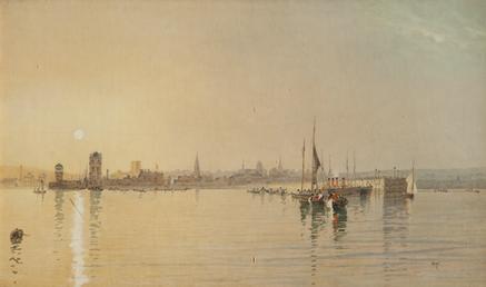 The Old Victoria Pier, Douglas