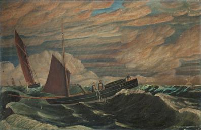 Fishing Boat 'PL 185'