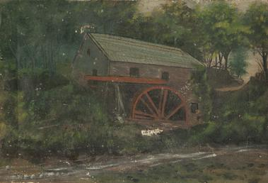 Cannell's Mill, Abbeylands, Onchan