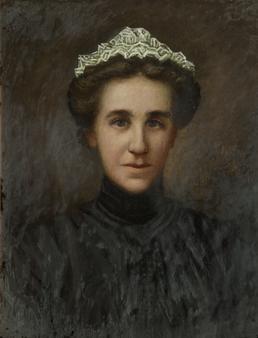 Miss Esther Jane Bridson, Matron of Noble's Hospital