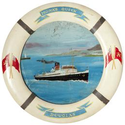 The 'Mona's Queen', Steam Packet Co. Vessel