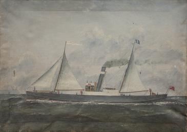 SS 'Thursby' of Liverpool