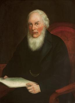 Portrait of James Kewley