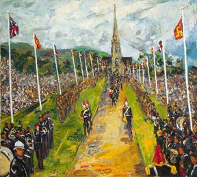 The Tynwald Ceremony