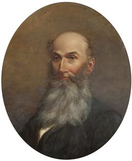 Portrait of Deemster Stephen