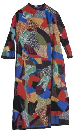 Patchwork Dressing Gown