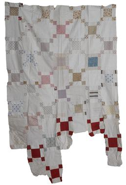 English-style Pieced Quilt