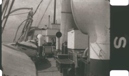Steamship passage from the Isle of Man to…