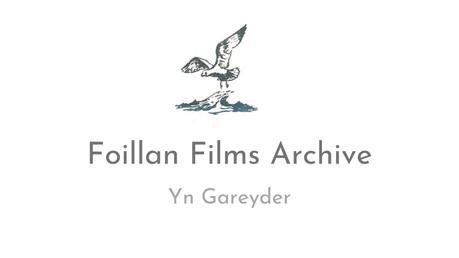 Yn Gareyder [The Gardener]