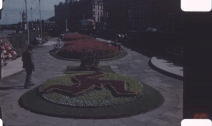 Gardens and flowers in the Isle of Man