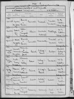 Baird, Harriet Alexandra