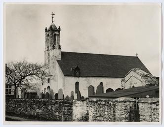 St Mark's, Malew