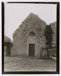 Friary Chapel, Ballabeg, Arbory