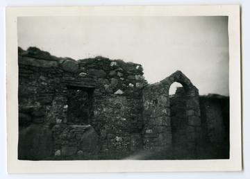 Ballagilbert farmhouse ruins