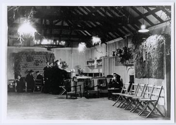Interior of the Y-M/YWCA Centre