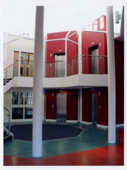 The Atrium, Southern Health Centre at Southlands 2003