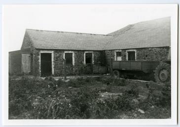 Seafield house outbuildings, Santon