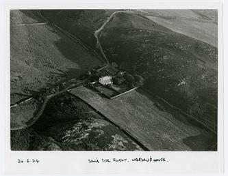 Calf of Man farmhouse