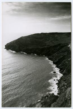 Cliffs at the Sound