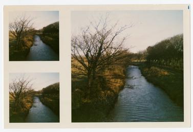 Silverburn River at Poulsom Park