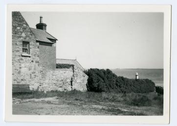 Rear of St Nicholas near Old Grammar School