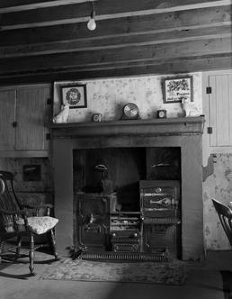 Interior, Cronk-y-Voddy