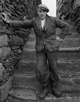 Bertie Garrett, Upper Kerrow Moar, Malew