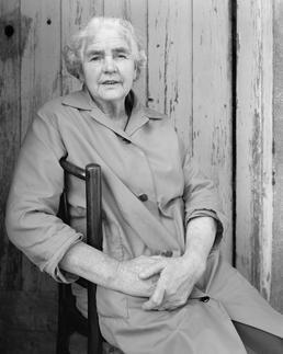 Auntie Maud (nee Quirk)