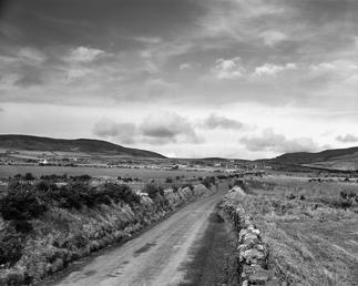 The road at Ballakilpheric