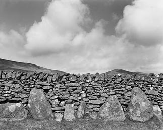 Stone wall, Baldwin