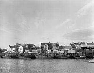 Peel harbour