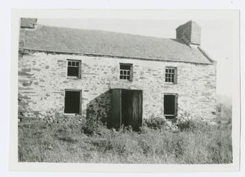 Cottage in Ballaugh Curragh
