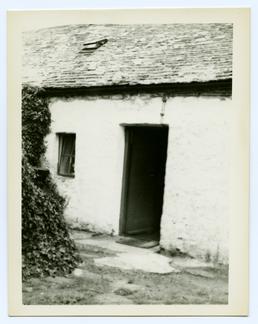 Miss M. Cubbon's cottage, Cross Four Ways, Malew