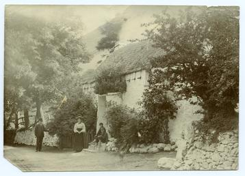 Cottage at Sulby Glen