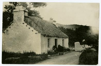 Thatched cottage, St John's