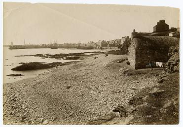 Cottage near the beach, Port St Mary