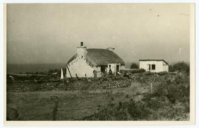 Thatched cottage - Cranstal, Bride