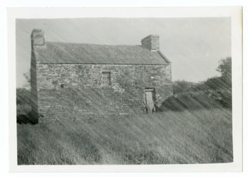 'Groit Mary' (Mary's House), Ballaugh Curragh