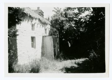 Tom Quirk's cottage, near Ballaugh Glen