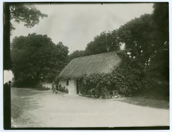 Thatched cottage - Isle of Man
