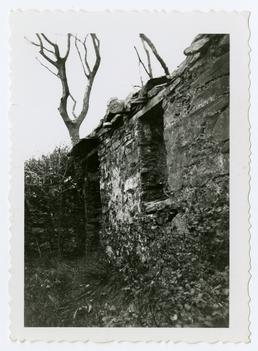 Ruined house near Grenaby