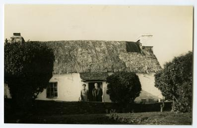 Miss Ada Morrison's Cottage, Ballaskeg Beg, Maughold